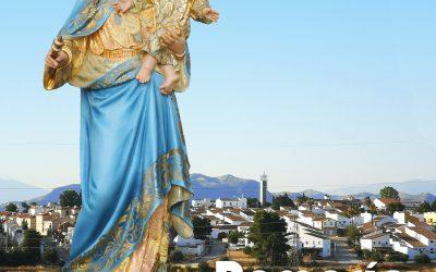 VILLAFRANCO DEL GUADALHORCE CELEBRA CON ESPLENDOR SU ROMERÍA QUE ESTE AÑO HA CUMPLIDO SU 40 ANIVERSARIO