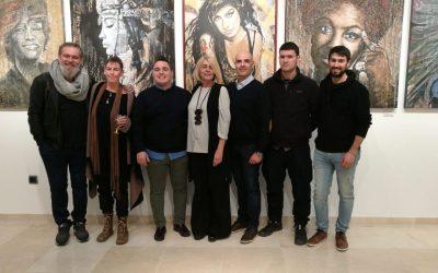 La Biblioteca acoge esta Navidad una muestra de la reunión de creadores de EL ARTSENAL