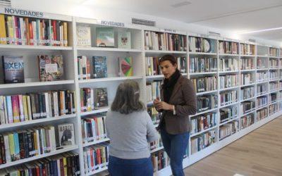 Balance muy positivo de la nueva Biblioteca de Villafranco en su primer mes de vida