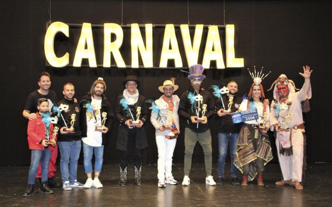 Alhaurín el Grande clausura su Carnaval 2020