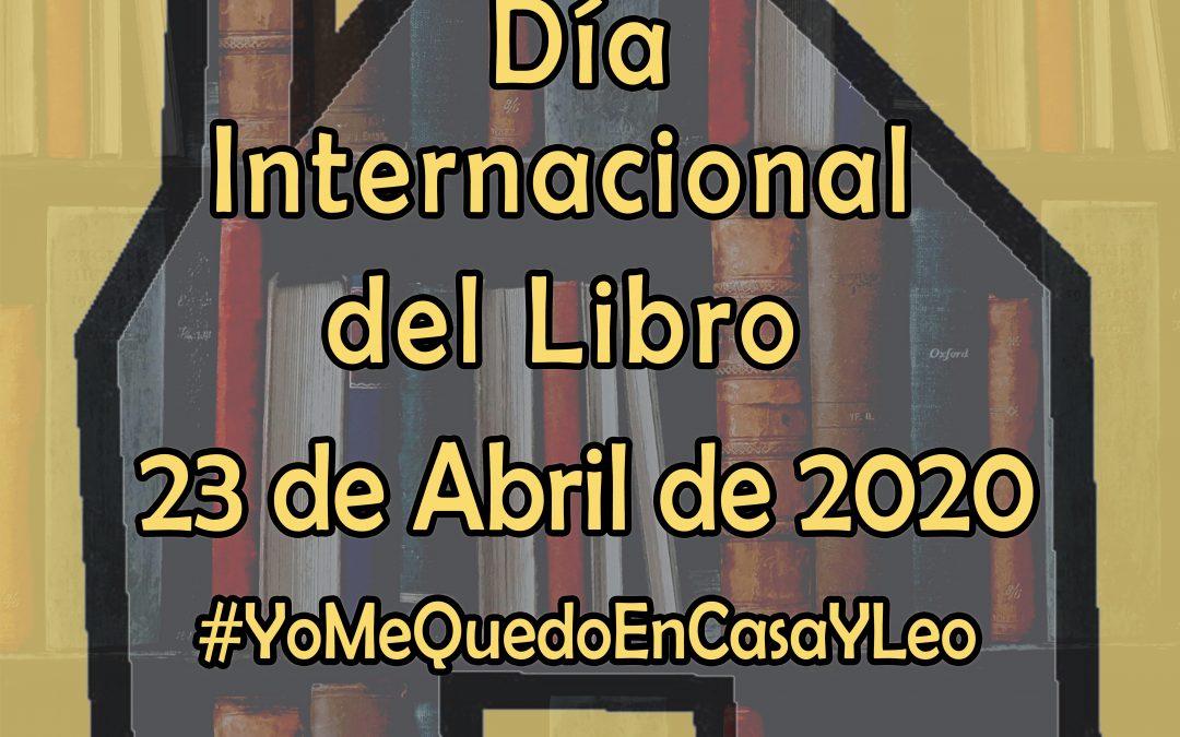 ALHAURÍN EL GRANDE CELEBRARÁ EL DÍA DE LIBRO 2020 CON ACTIVIDADES DESDE CASA