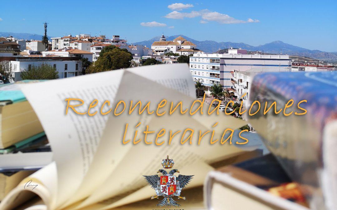 NOVEDADES LITERARIAS 'VERANO 2020'