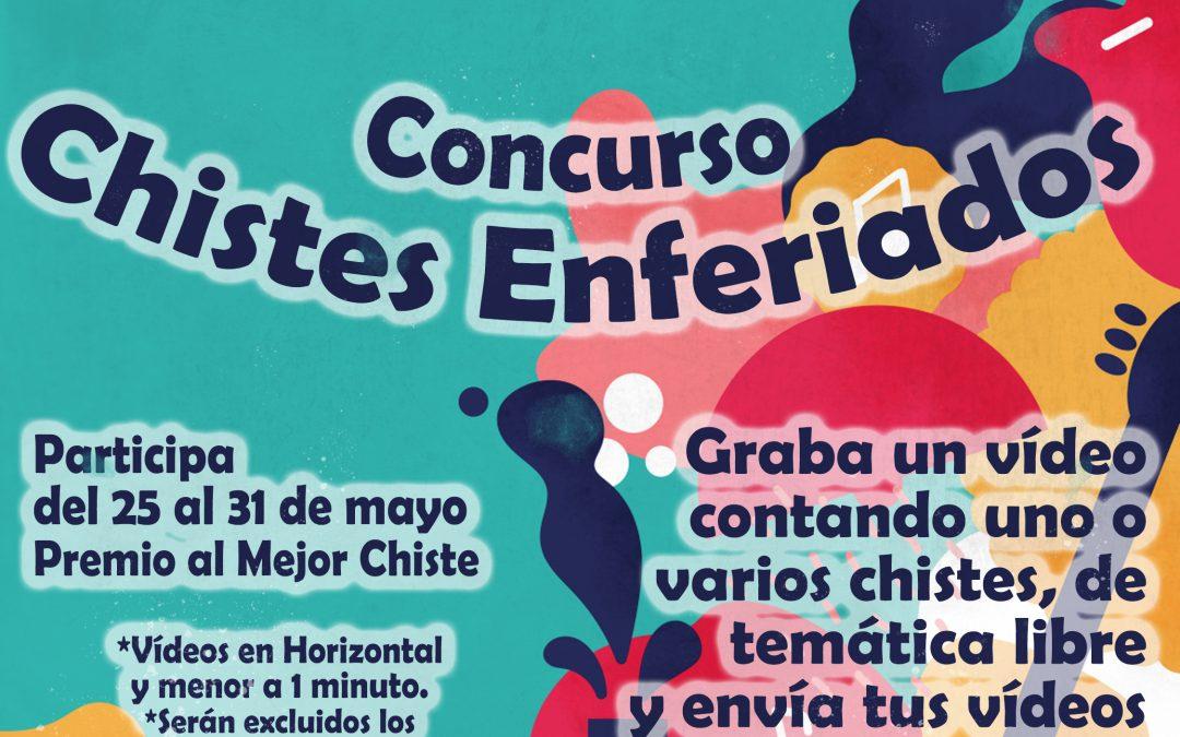 CONCURSO DE CHISTES ENFERIADOS
