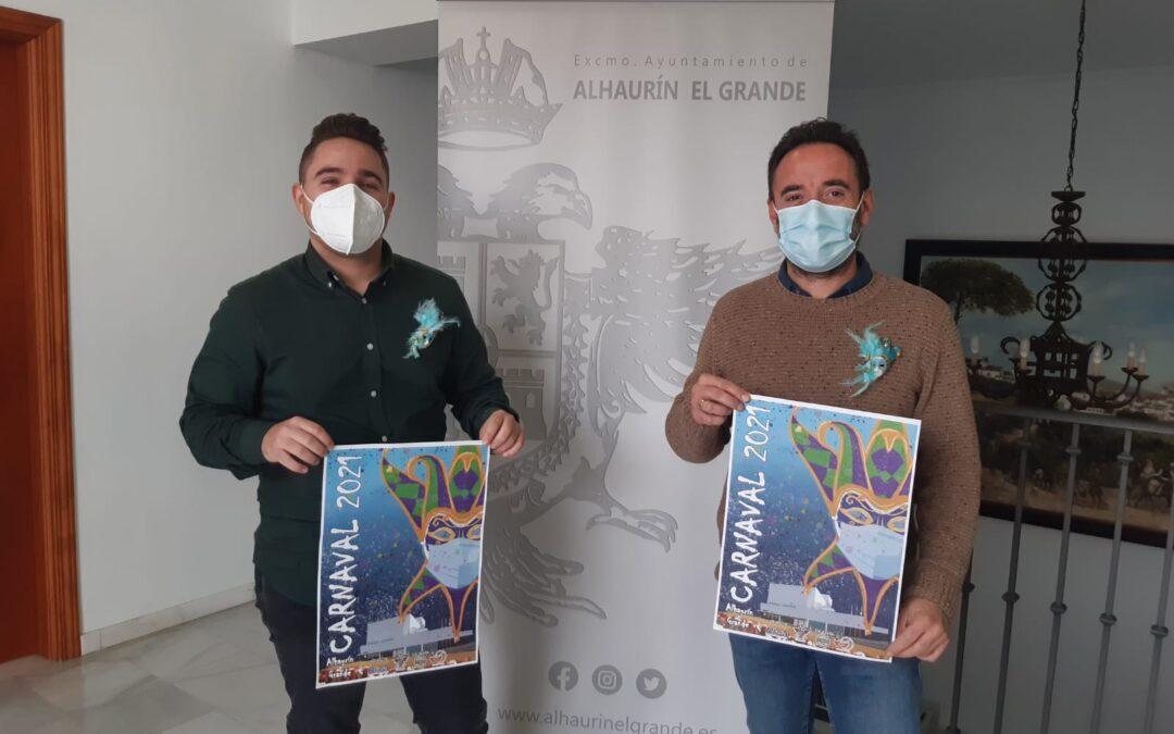 """ALHAURÍN EL GRANDE PRESENTA EL CARNAVAL 2021 """"CONTÁGIATE DE CARNAVAL"""""""