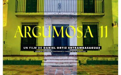 """EL CORTOMETRAJE """"ARGUMOSA 11"""" SE PROYECTARÁ EL PRÓXIMO 2 DE SEPTIEMBRE"""