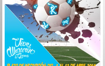 XV Liga local de Fútbol 7 2019