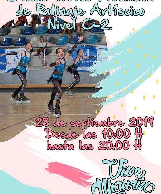2 Fase del Trofeo Provincial de patinaje Artístico Nivel C2