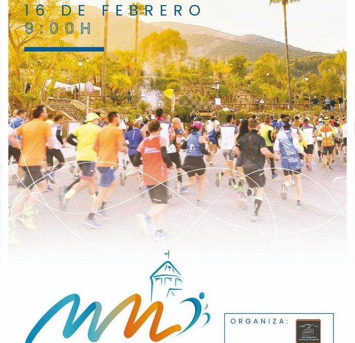 Alhaurín el Grande acogerá la II Media Maratón Monumental el 16 de febrero.