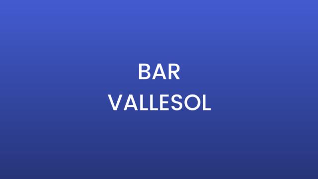 Bar Valle Sol