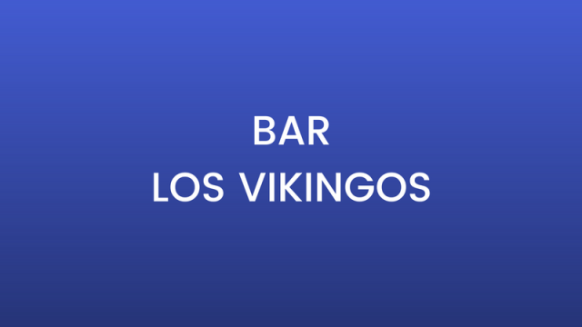 Bar Los Vikingos