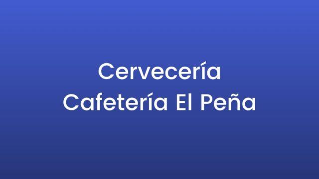 Cervecería Cafetería El Peña