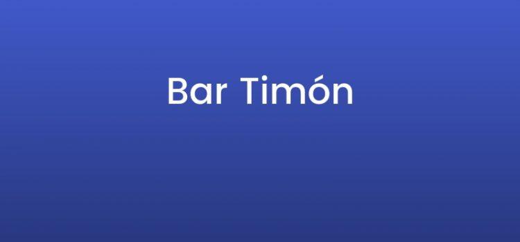 Bar Timón