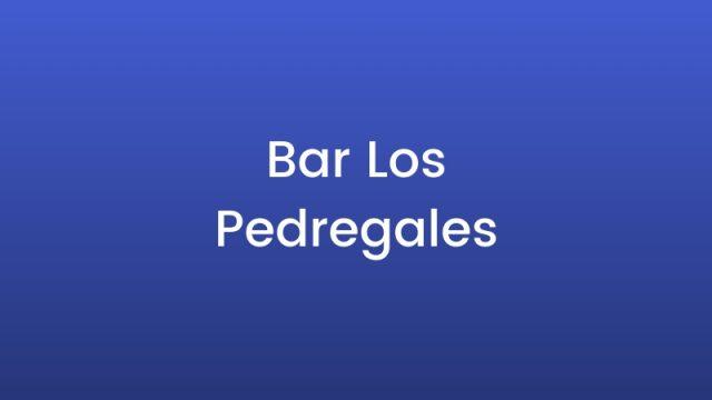 Bar Los Pedregales