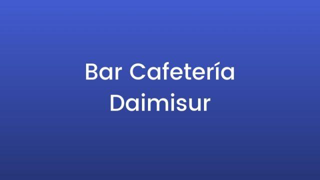 Bar Cafetería Daimisur