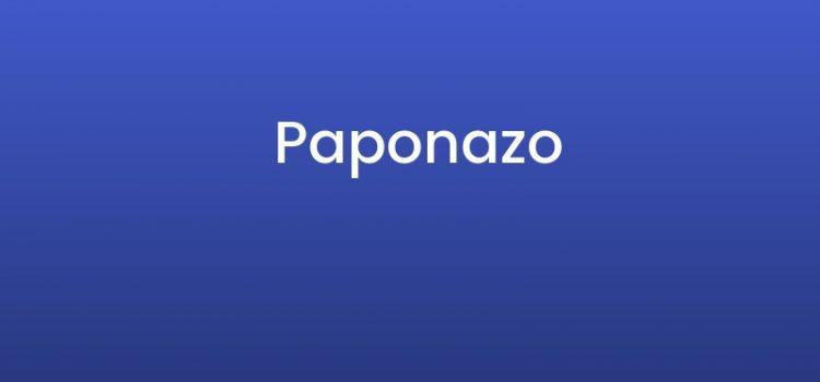 Paponazo