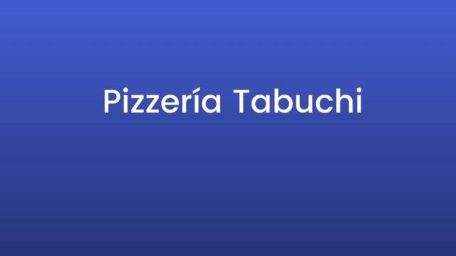Pizzería Tabuchi