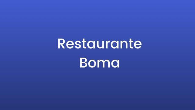 Restaurante Boma