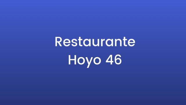 Restaurante Hoyo 46