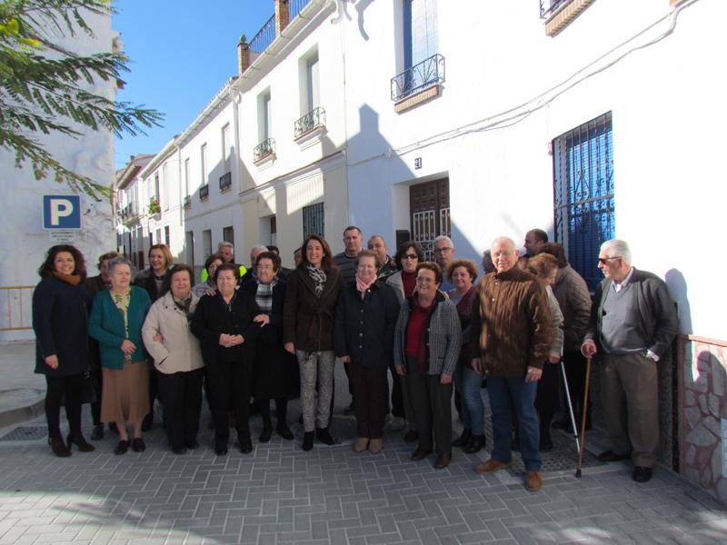 Finalizan las obras en Calle Doctor Dávila y Pasaje Los Molinos