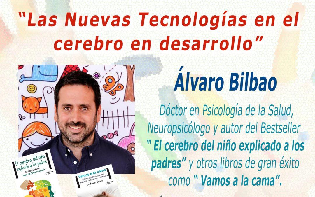 El prestigioso neuropsicólogo y escritor, Álvaro Bilbao, será el próximo conferenciante de Educ@lhaurín