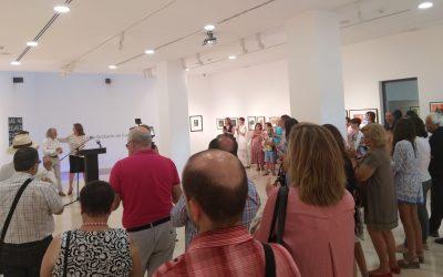 La sala de exposiciones de la Biblioteca Municipal acoge una muestra del Taller de Grabado de Fuengirola del artista José María Córdoba