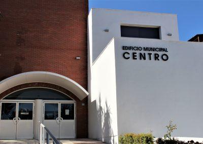 Medio Ambiente, Edificio Centro (1)