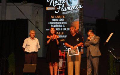 """Gran éxito de participación en la XXXVI Noche Flamenca """"Villa de Alhaurín el Grande"""""""