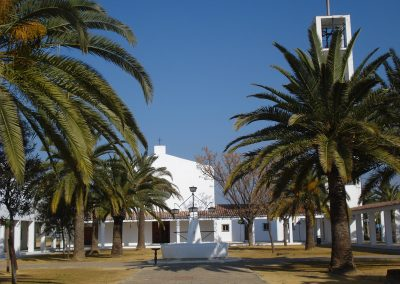 plaza mayor de Villafranco del guadalhorce