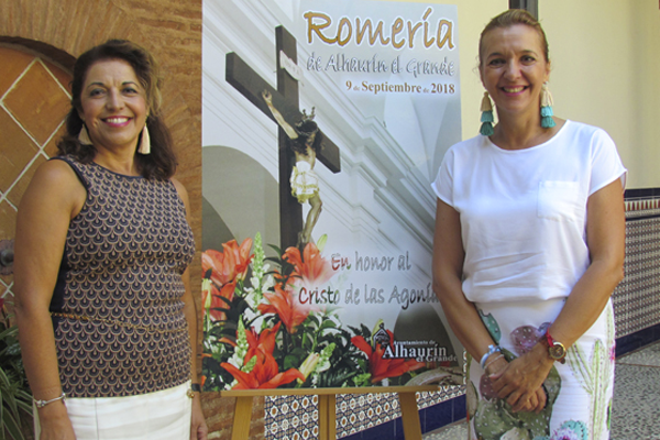 El domingo 9 de septiembre tendrá lugar la Romería de Alhaurín el Grande 2018
