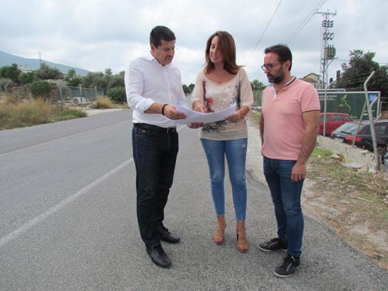La Diputación Provincial compromete 1.6 millones de euros para inversiones en el municipio.