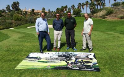 El Sábado 29 de septiembre tendrá lugar el III Torneo de Golf Villa de Alhaurín el Grande
