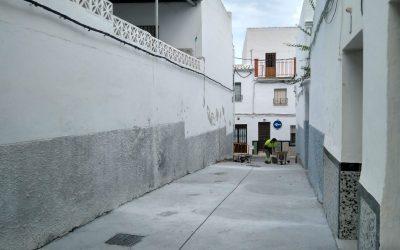 El ayuntamiento acomete el arreglo integral de Calle Campillos