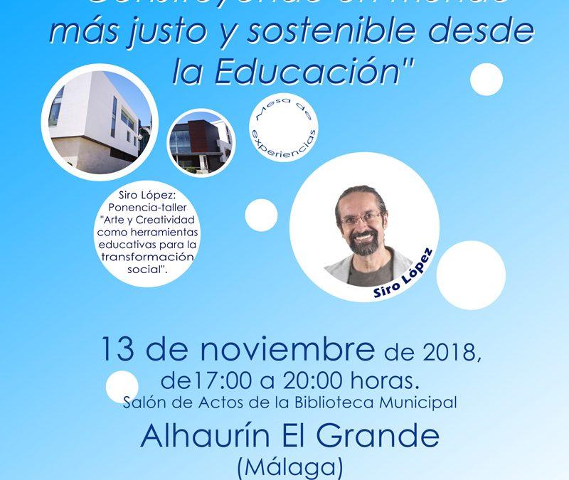 La Fundación Fad y el Ayuntamiento de Alhaurín el Grande organizan un Encuentro Formativo sobre Educación