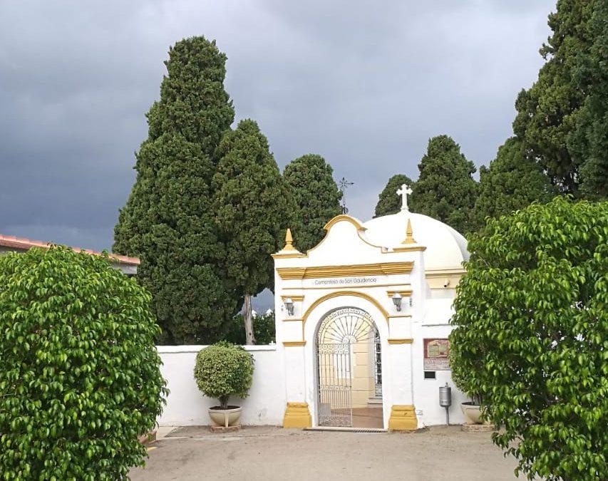 El ayuntamiento invertirá 50.000 euros en reformas en el cementerio.
