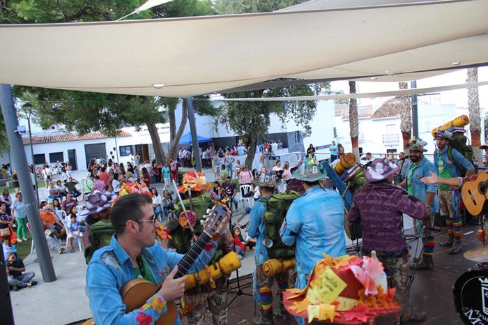 Alhaurín el Grande vive una intensa jornada carnavalera en la II edición de la Gala Sol de Carnaval
