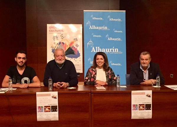"""Alhaurín el Grande presenta el I Ciclo de Teatro benéfico """"Por todos"""""""