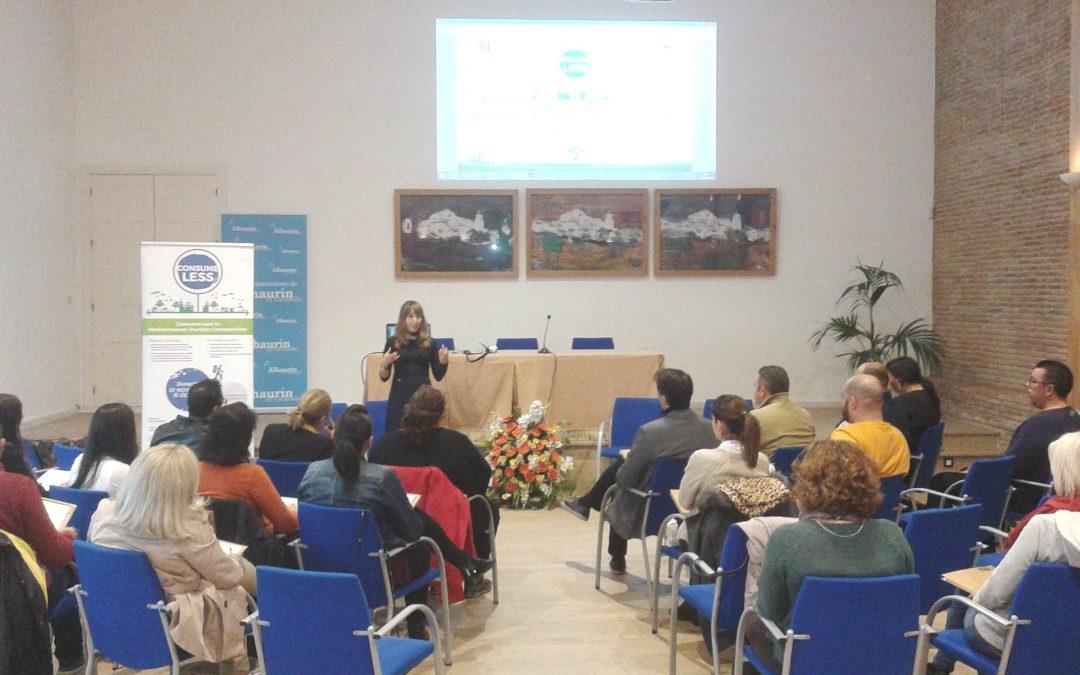 Alhaurín el Grande se adhiere a la red mediterránea Consumeless de turismo sostenible.