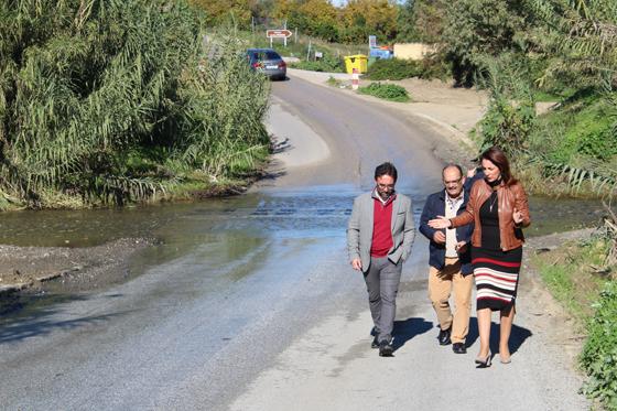 Salen a licitación las obras del puente sobre el río Fahala, que comenzarán a principios de 2019.