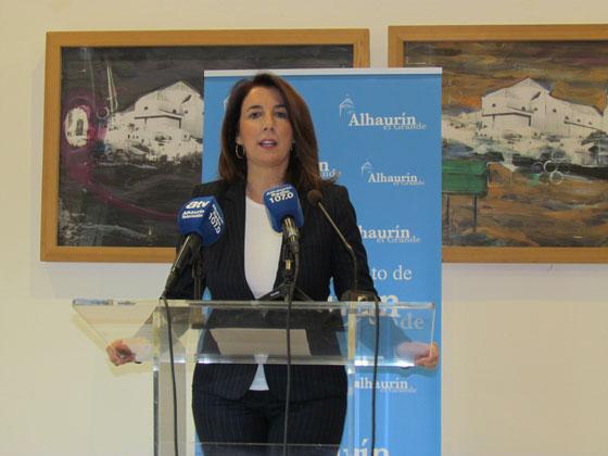 La alcaldesa ha anunciado que recurrirá en apelación la sentencia de la Moción de Censura