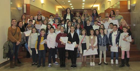 El ayuntamiento acoge el tradicional Pleno Infantil con motivo del Día de la Constitución