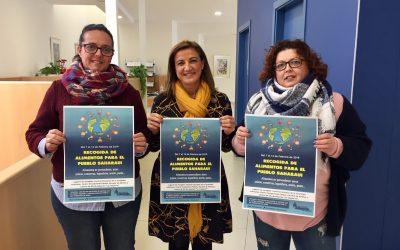 Alhaurín el Grande solidario con la campaña de recogida de alimentos para el pueblo Saharaui