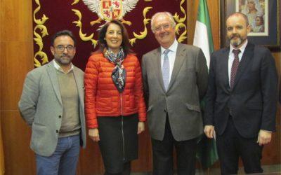 El Ayuntamiento de Alhaurín el Grande y Andalucía Smart City promoverán acciones de ciudad inteligente
