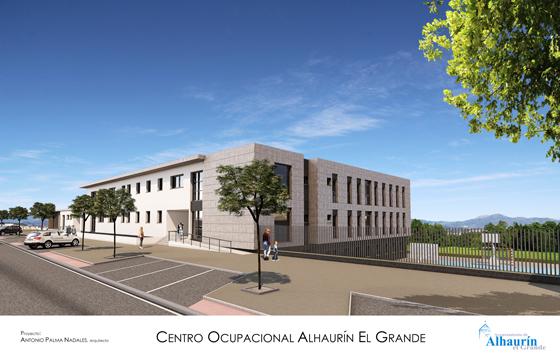 A1 Centro Ocupacional Alhaurin 01b