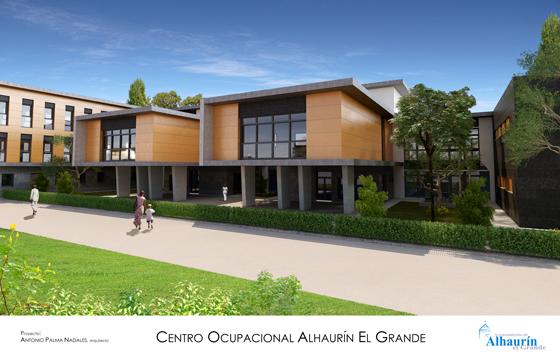 A1 Centro Ocupacional Alhaurin 05b