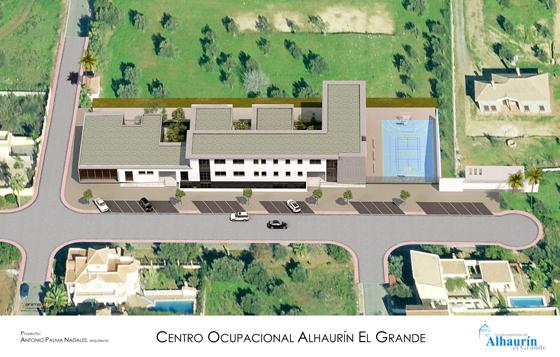 A1 Centro Ocupacional Alhaurin 11b