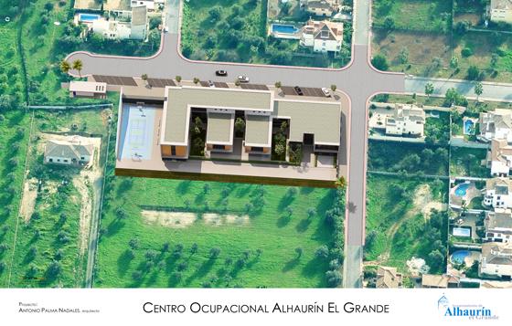 A1 Centro Ocupacional Alhaurin 12b