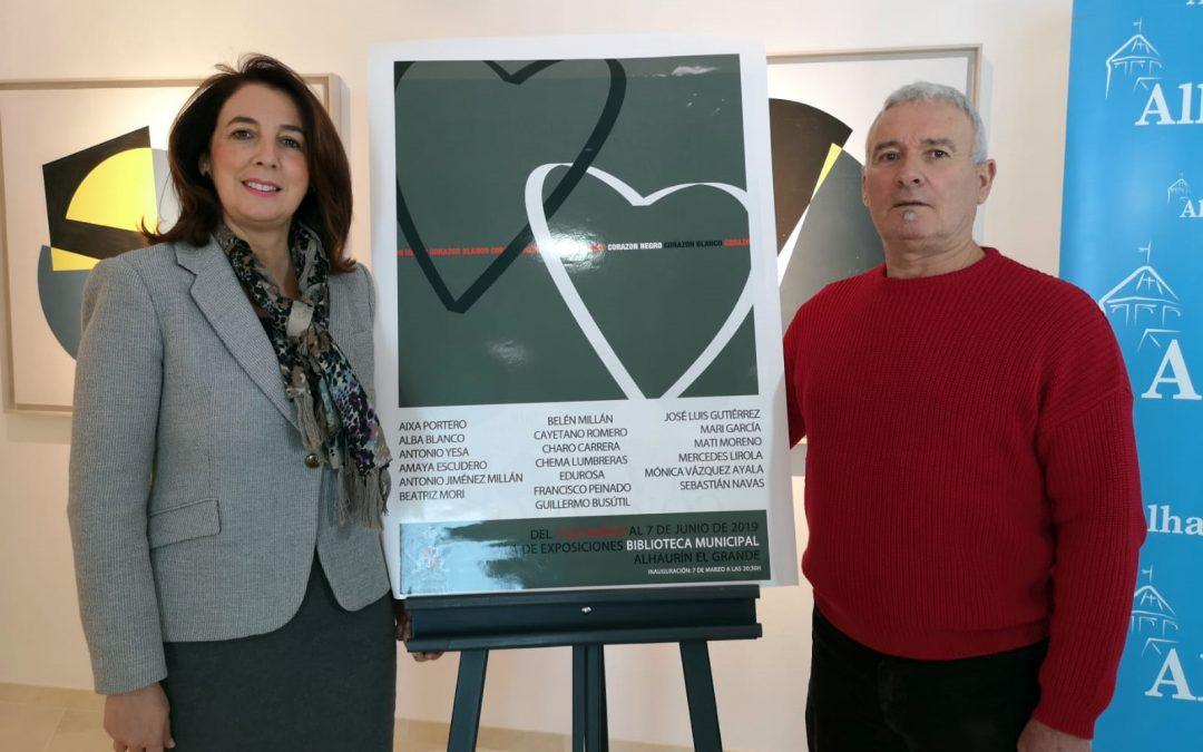 Se presenta la muestra colectiva, organizada por el creador Antonio Yesa, que podrá contemplarse a partir del 7 de marzo