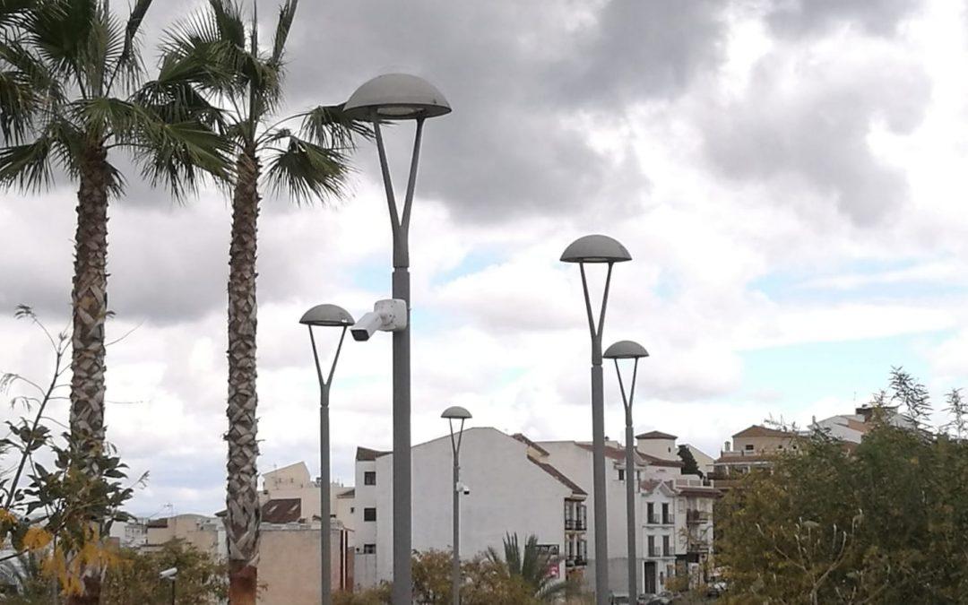 El Ayuntamiento acomete la instalación de cámaras de videovigilancia en diferentes puntos del municipio