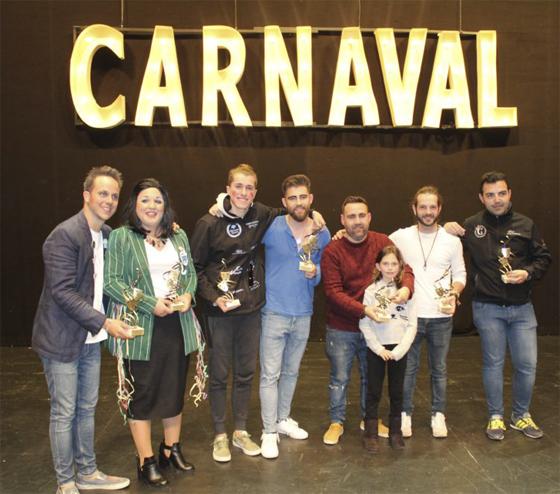 Espectacular final del Carnaval en su 30 aniversario.