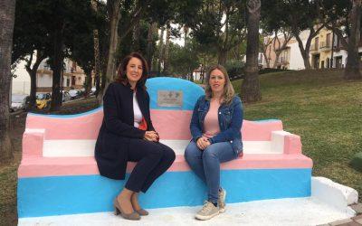 Alhaurín el Grande conmemora el Día Internacional de la Visibilidad Trans